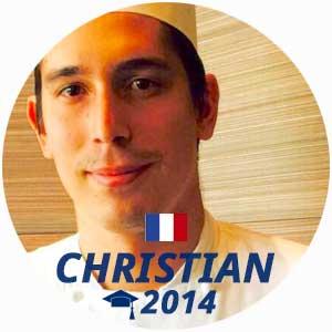 Diplômé Christian Latour