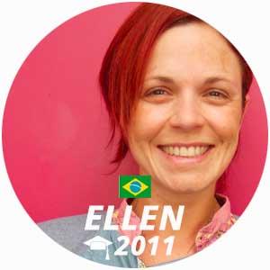 Diplômée Ellen Gonzalez