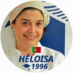 Diplômée Héloisa Bacellar