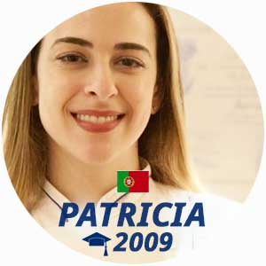 Diplômée Patricia Lombardi