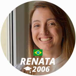 Diplômée Renata Portasio