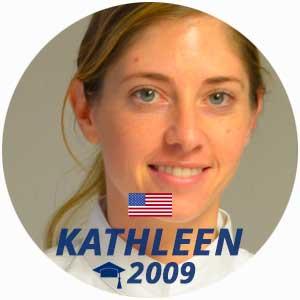 Kathleen Marks Roseiro pastry diploma 2009