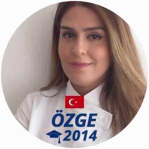 Ozge Glutekin pastry diploma 2014