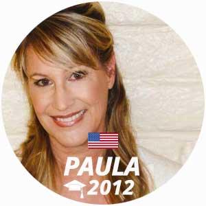 Paula Moulton wine and management diploma graduate 2012
