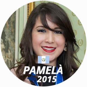 Pamela Pimentel diplôme de management en restauration 2015