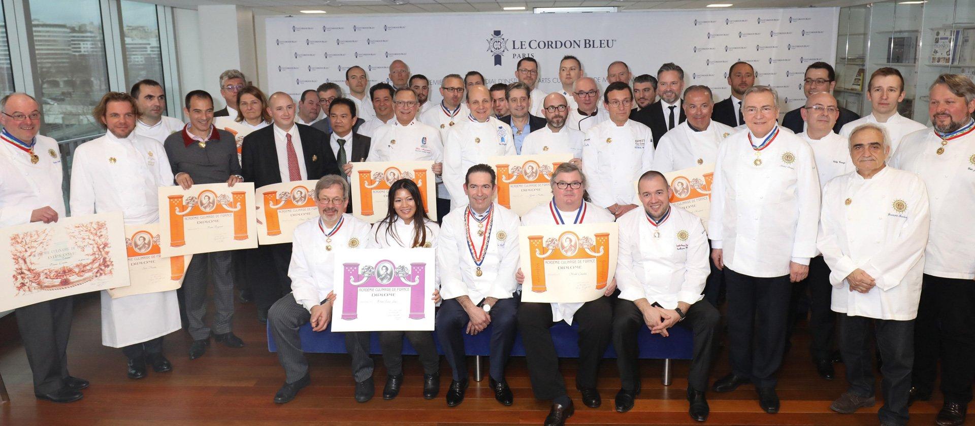 Adamédie culinaire de France 2017