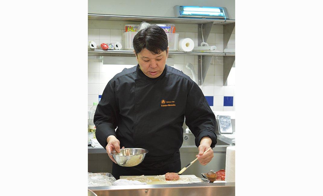 渡辺雄一郎シェフによるマスタークラス ~アフターレポート~