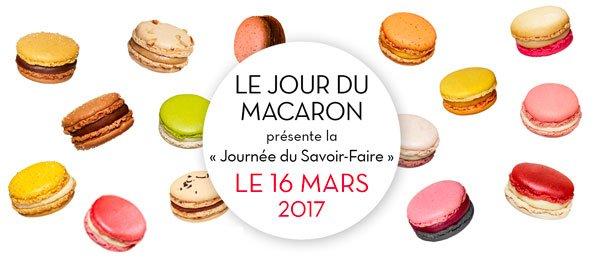 Le Jour du Macaron Pierre Hermé Relais Desserts