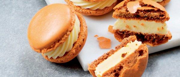 recette macarons coco l'École de la Pâtisserie