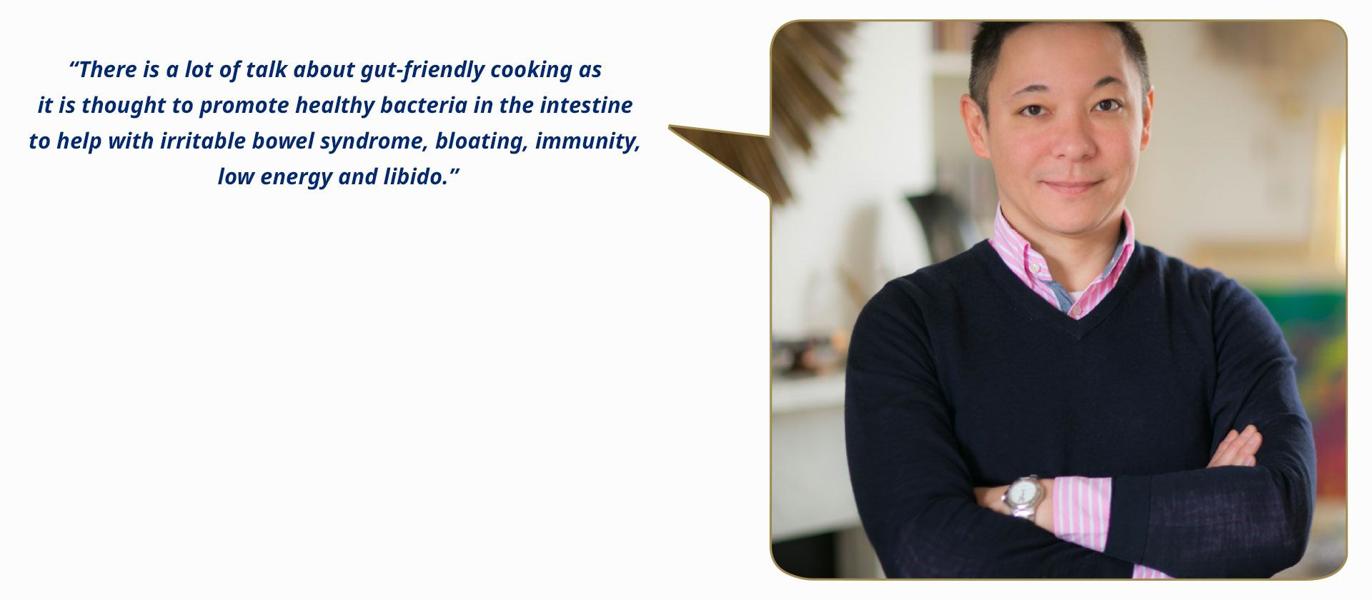 Luiz Hara (UK), chef, food & travel writer, founder of the London Foodie.