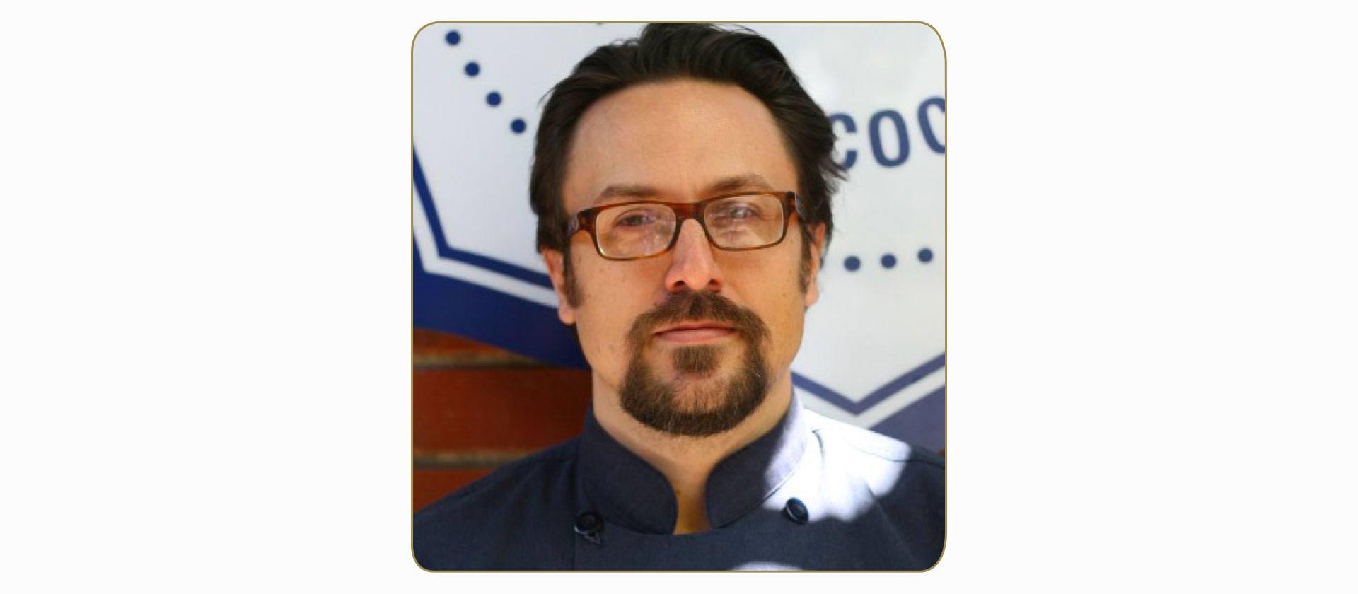Panorama des tendances culinaires 2017 - Jorge Lamport (Guatemala), propriétaire et fondateur de la Escuela de Alta Cocina Camille (École de Haute Cuisine Camille), chef et consultant culinaire
