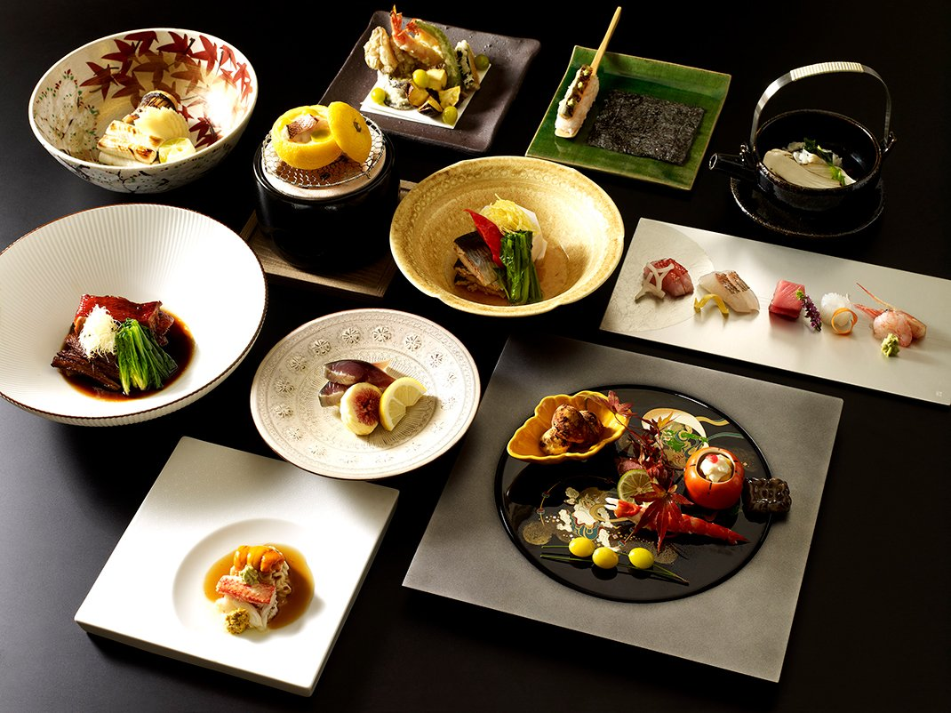 We are launching our Japanese Cuisine Programme this Fall!