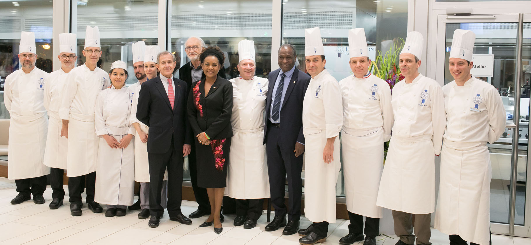 Francophonie week comes to a close at Le Cordon Bleu Paris institute