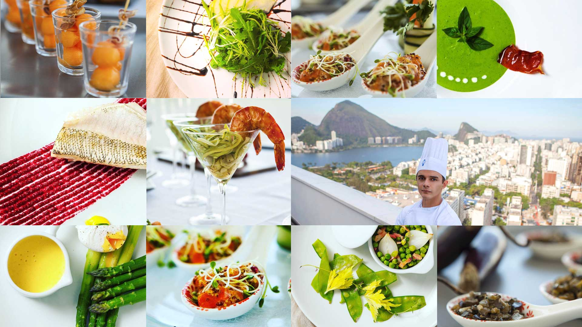 Alexandre Da Silva diplôme de cuisine