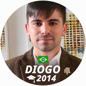 Diogo Veiga diplome vin management 2014