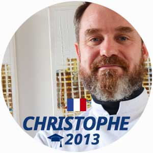 Diplômée Christophe Carré - Grand Diplôme 2013