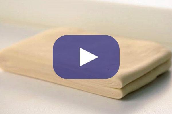 Le Cordon Bleu Technique: Fold a Puff Pastry