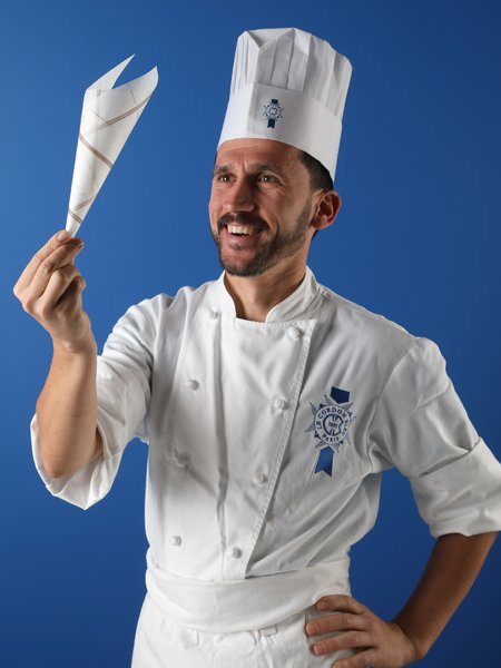 Meet Chef Guillaume Sinden