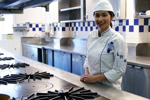 Talking Chef Scholarship with Amanda Coccimiglio