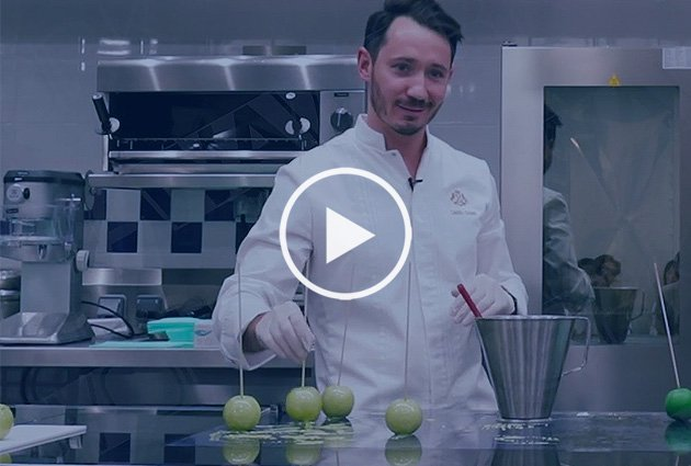 Cédric Grolet chef pâtissier Le Meurice