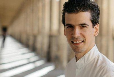 chef invité cuisinier Philip Chronopoulos