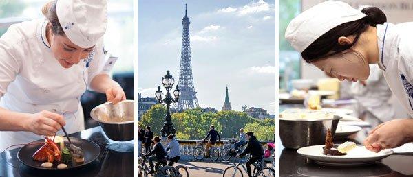 Intensive programmes in culinary arts Le Cordon Bleu Paris