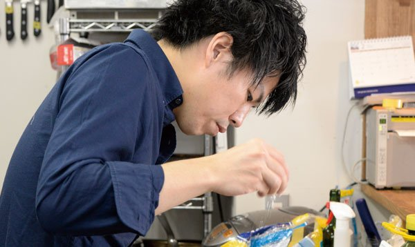 卒業生インタビュー:萩本智久さん