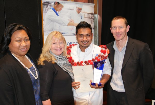 scholarship for fiji chefs
