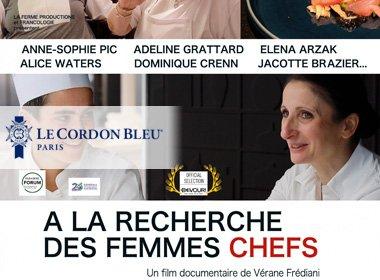 a la recherche des femmes chefs paris