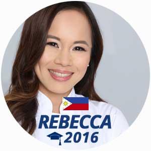 Diplômée Rebecca Disini Grand Diplôme 2016
