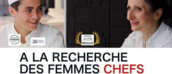 documentary Film A la recherche des Femmes Chefs