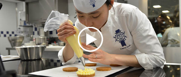 pastry gourmet workshop Chef Park