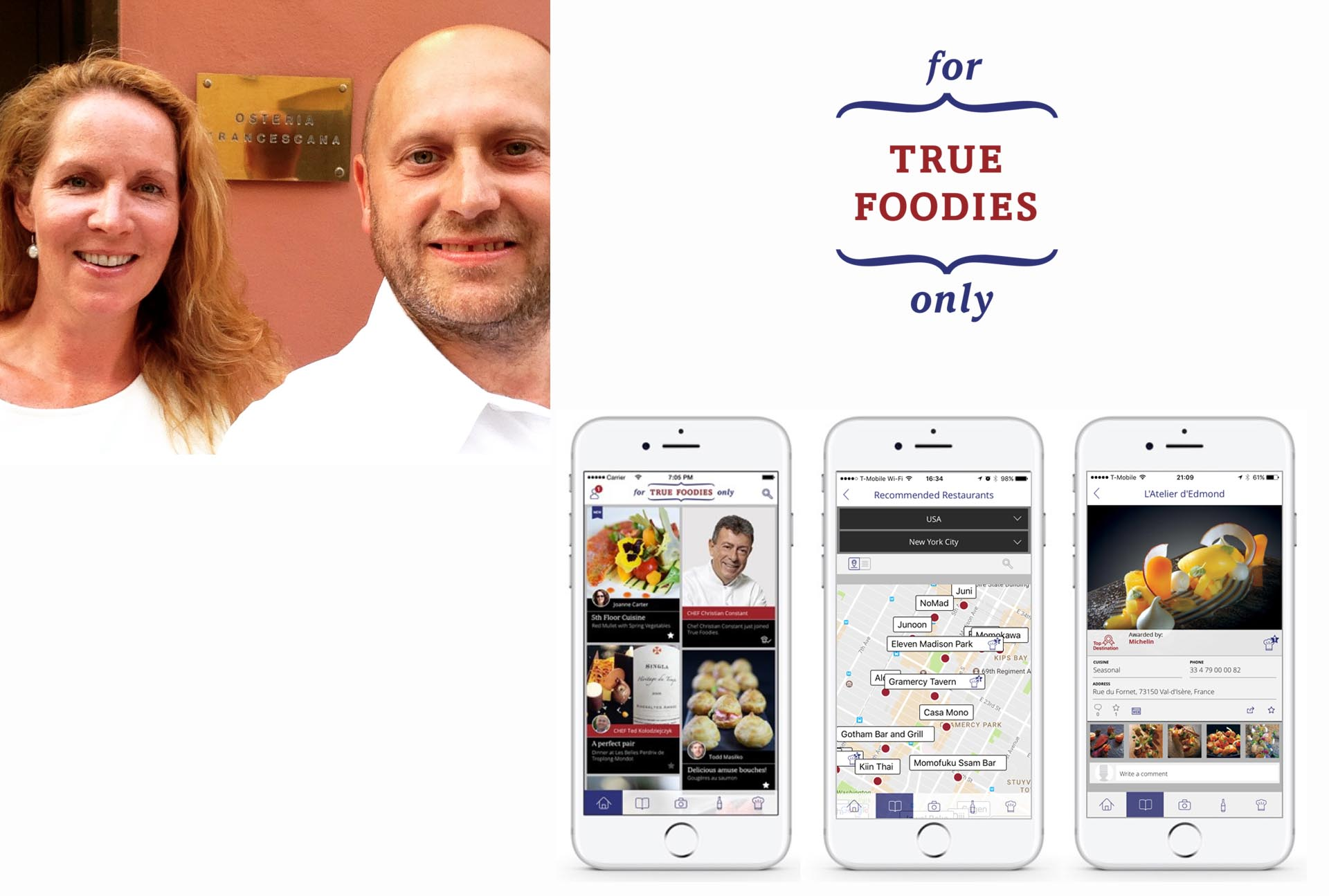 Chef Ted Cuisine Diploma alumnus
