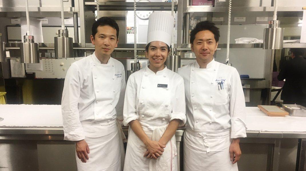 研修プログラム 体験レポート:シンディ・マユミ・キシネ