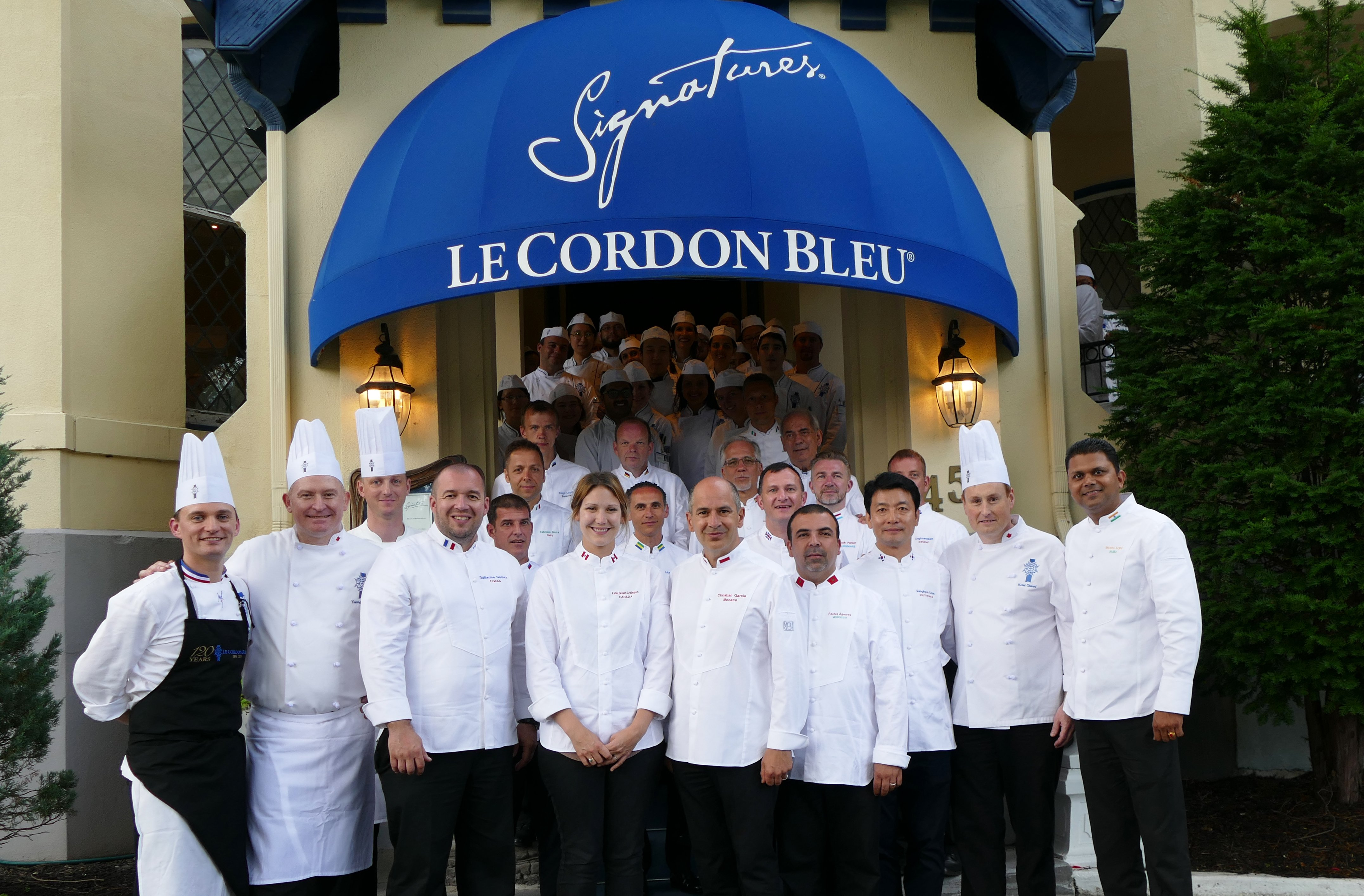 The Club des, Chefs des Chefs