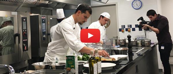 video masterclass cuisine Juan Arbelaez