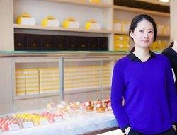 Pasty Chef Tina Su