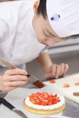 Soyoun park, chef patissier