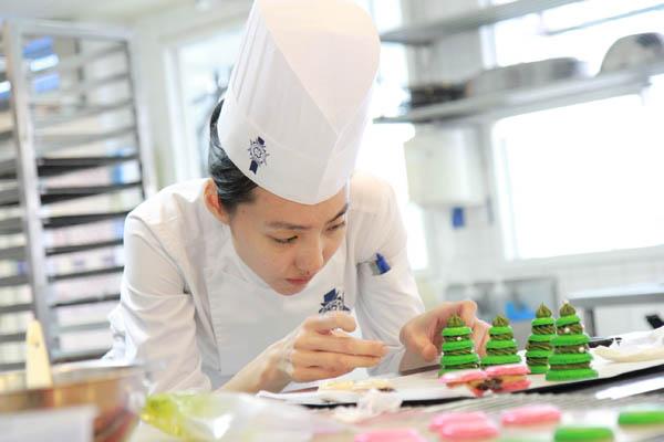 Chef enseignante Le Cordon Bleu Paris Soyoun Park