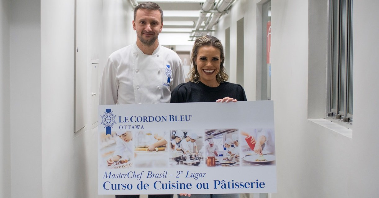 MasterChef Brasil 2017 Le Cordon Bleu