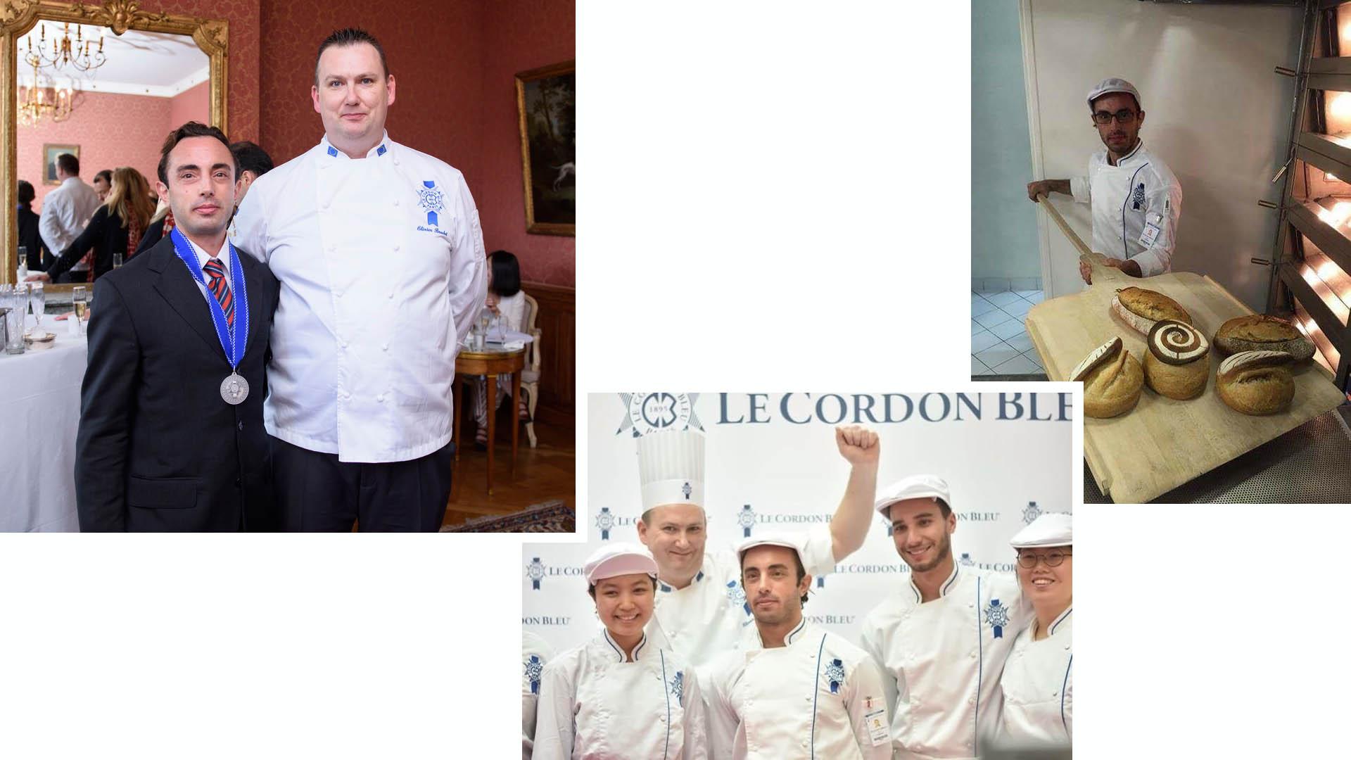 Francesco Giraldi Diplome de Boulangerie 2016