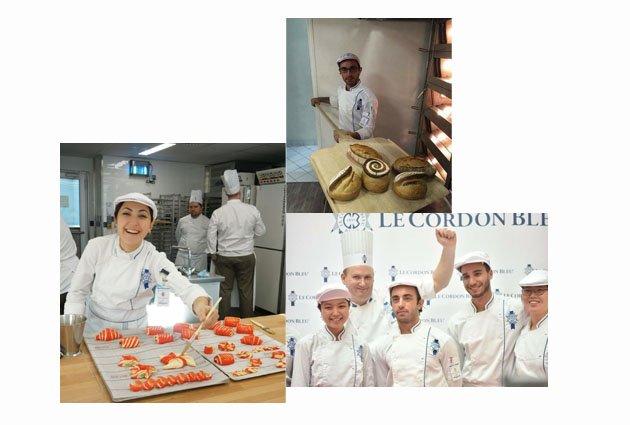 Boulangerie diploma graduates