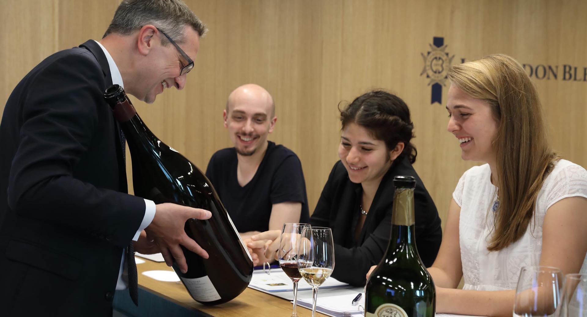 New wine programmes
