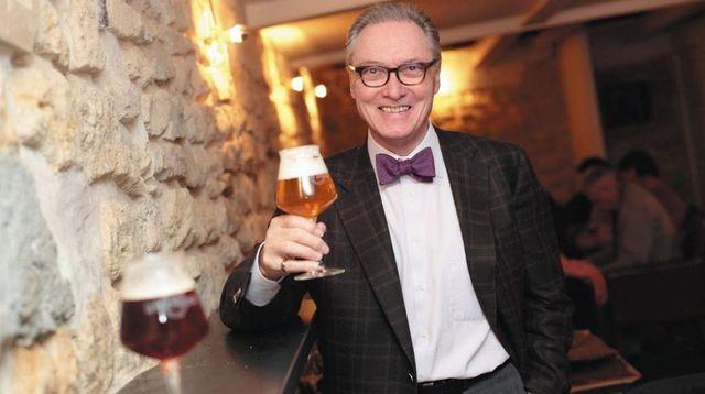Hervé Marziou bierologue étudiant HEG