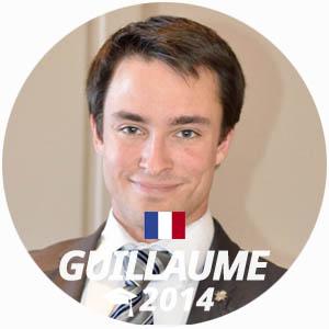 Guillaume Gondinet diplome vin management 2014