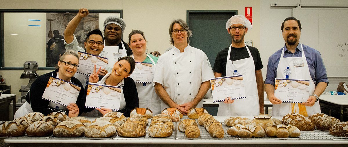 Traditional Artisan bread baking: 2-day course
