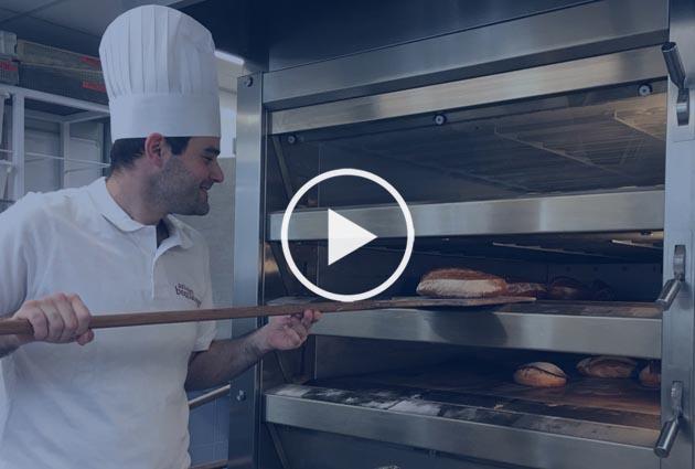 Guillaume Felez chef invité boulanger démonstrateur