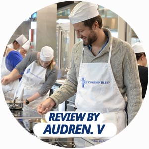 cuisine workshop review by Audren De Valbray