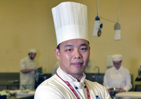 Alumnus Anthony Junha Shin - From culinary student to lecturer