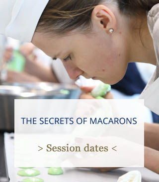 workshop the secrets of macarons